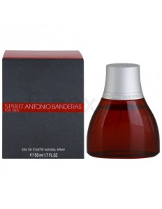 Perfume Antonio Banderas Spirit for Men 50 ml EDT