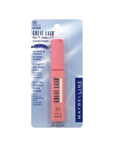 Rimel Maybelline Great Lash Very Black 121