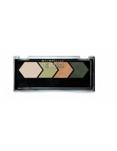 Paleta Maybelline Eye Studio #40 Green With Envy