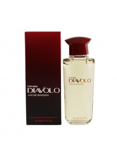 Perfume Antonio Banderas Diavolo For Men 100ml EDT