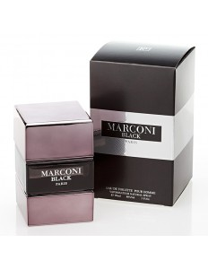 Perfume Marconi Black EDT 90ml