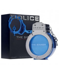 Perfume Police The Sinner Masculino 100ml EDT