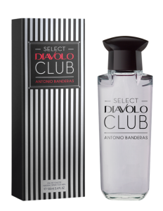 Perfume Antonio Banderas Diavolo Club 100ml EDT