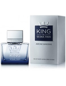 Perfume Antonio Banderas King Of Seduction Masculino 50ml EDT