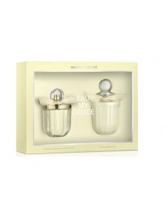 Kit Perfume 100ml + Loção 200ml Women'secret EAU My Délice