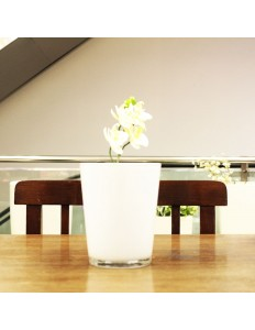 Vaso Decorativo Susie Ceramic Branco