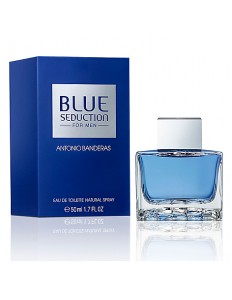 Perfume Antonio Banderas Blue Seduction For Men 50ml EDT