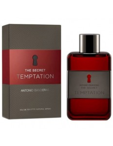 Perfume Antonio Banderas The Secret Temptation 50ml EDT