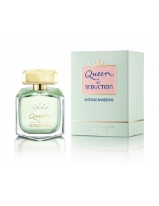 Perfume Antonio Banderas Queen Of Seduction Feminino 80ml EDT
