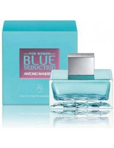 Perfume Antonio Banderas Blue Seduction for Women 50ml EDT