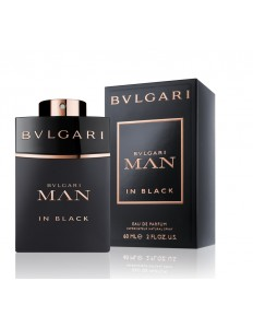 Perfume Bvlgari Man in Black 60ml EDP