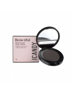 Sombra Para Sobrancelhas Icandy Brow-tiful Dark Chocolate #03