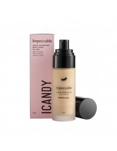 Base Icandy Impeccable Matte Finish Cappucino IF30