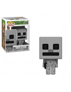 BONECO FUNKO POP MINECRAFT - SKELETON 319