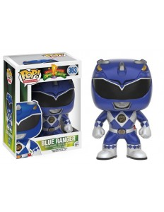 BONECO FUNKO POP POWER RANGERS BLUE 363