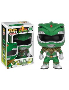 BONECO FUNKO POP POWER RANGERS GREEN 360