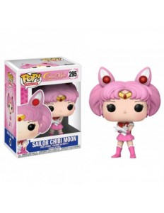 BONECO FUNKO POP SAILOR MOON CHIBI MOON 295