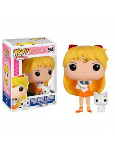 BONECO FUNKO POP SAILOR MOON SAILOR VENUS & ARTEMIS 94