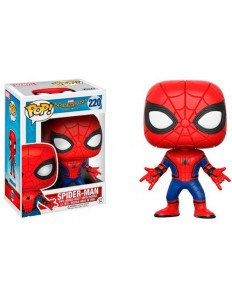 BONECO FUNKO POP SPIDER-MAN PETER - SPIDER-MAN 220