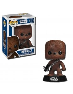 BONECO FUNKO POP STAR WARS CHEWBACCA 06