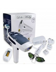 Removedor de Pelos Laser Lobe Moky Homelight Face & Body