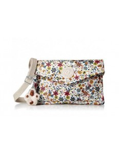 Bolsa Kipling AC8266 1CD Chatty Daisies