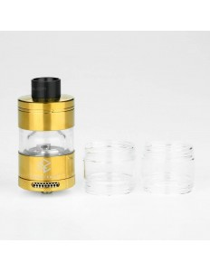 VAPE STEAM CRAVE GLAZ RTA GOLD