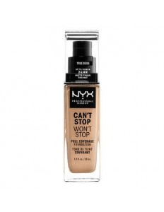 Base Mate Nyx Can't Stop Won't Stop 24hs CSWSF12 Classic Tan