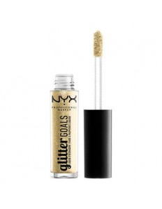 NYX EYESHADOW GLITTER GGLE04 QUI OUT