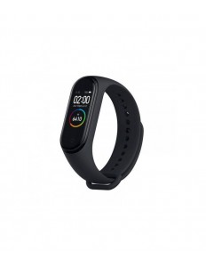 RELOJ XIAOMI SMART MI BAND 4 PRETO
