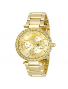 Relogio Invicta Angel Gold 29929 Femenino