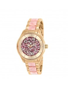Relogio Invicta Angel Stainless Steel Femenino