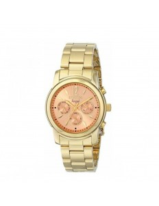 Relogio Invicta Rose Gold Sunray 0464 Femenino