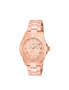 Relogio Invicta Angel 17525 Rose Gold Femenino