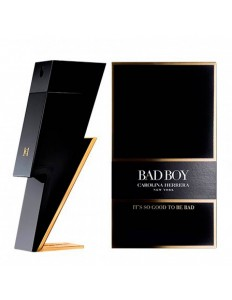 Perfume Carolina Herrera Bad Boy EDT Masculino 100ml