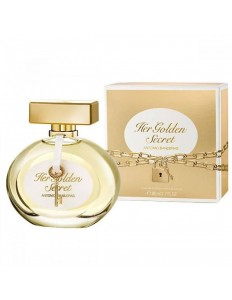 Perfume Antonio Banderas Her Golden Secret EDT Feminino 80ml