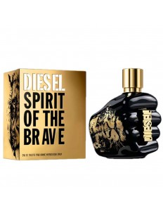 Perfume Diesel Spirit Of The Brave Masculino EDT 50ML