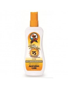 Spray Gel Protetor Solar Australian Gold SPF 15 237ml