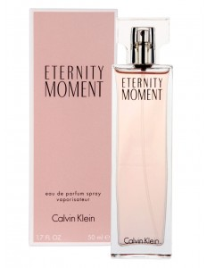 Perfume Calvin Klein Eternity Moment Feminino 50 ml
