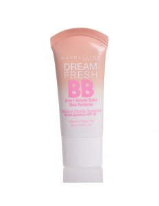 Base Maybelline Dream Fresh  BB Cream Medium