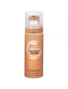 Base Maybelline Dream Nude Airfoam 170 Nude.