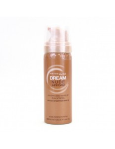 Base Maybelline Dream Nude Airfoam 250 Pure Beige