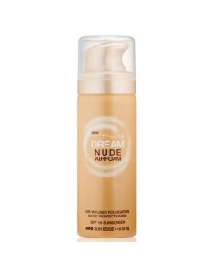 Base Maybelline Dream Nude Airfoam Sun 265 Beige