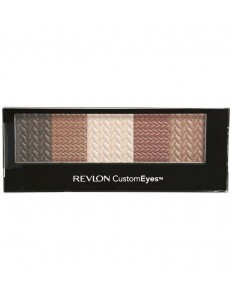 PALETA REVLON CUSTOM SHADOW & LINER 6069-20