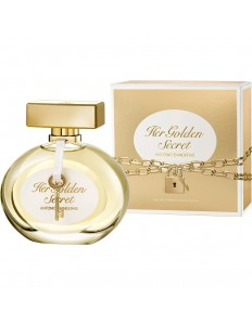 Perfume Antonio Banderas Her Secret 80 ml