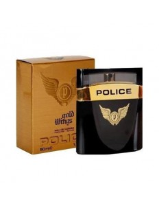 Perfume Police Wings Gold EDT Masculino 50 ml
