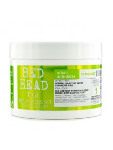 Mascara de tratamento Bed Head Re-Energize Anti+Dotes 200g