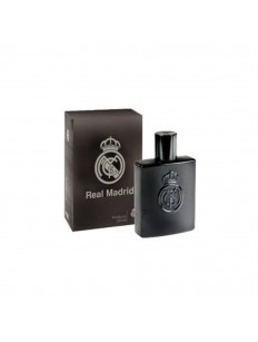 Perfume Real Madrid Black Masculino 100ml EDT